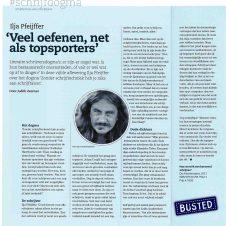 Ilja Pfeiffer - Schrijven Magazine feb-mrt 2013